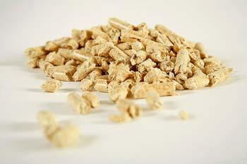 Пеллеты - топливные древесные гранулы